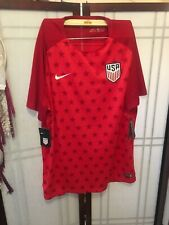 mens usa breathe squad red jersey usmnt  stars flag soccer jersey