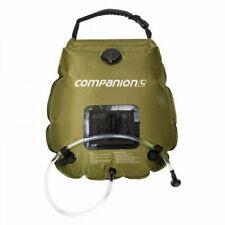 Companion 20L Deluxe Portable Solar Camping Shower New Caravan Camper