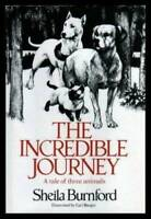 Incredible Journey - Hardcover By Burnford, Sheila - GOOD