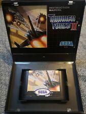 Thunder Force 2 Sega Mega Drive