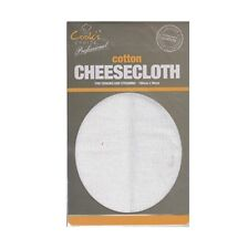COTTON CHEESE CLOTH - 180CM X 90CM FOR COOKING & STRAINING