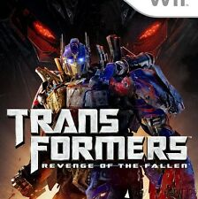 Nintendo Wii Game TRANSFORMERS: REVENGE OF THE FALLEN