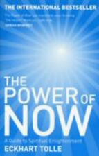 The Power of Now: A Guide to Spiritual Enlightenment-Eckhart Tolle