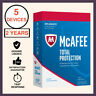 McAfee Total Protection 2019 Antivirus 5 Devices 2 Years - Global Subscription