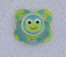 Pjs ♥ ♥ lil' froggie ♥ ♥ Dummy sucette + magnet 4 preemie nouveau-né reborn baby doll