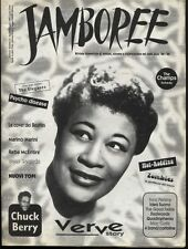 JAMBOREE 8/1997 VERVE STORY CHUCK BERRY ZOMBIES THE CHAMPS  COVER BEATLES