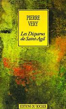 Les Disparus de Saint-Agil (Collection Alphee) (French Edition) by Pierre Very