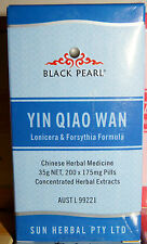 Yin Qiao Wan-Chinese Medicine-The BEST Cold & Flu Relief, Bronchitis,Tonsillitis