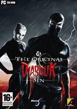 Diabolik: The Original Sin (PC CD Game) Brand * NEW * & Factory Sealed