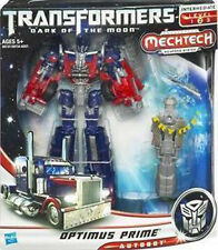 Transformers Hasbro Dark Of The Moon Dotm Mechtech Voyager Autobot Optimus Prime