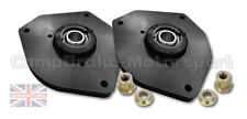 FITS RENAULT MEGANE 225 FRONT  FIXED ALLOY  SUSPENSION TOP MOUNTS (PAIR) CMB4453