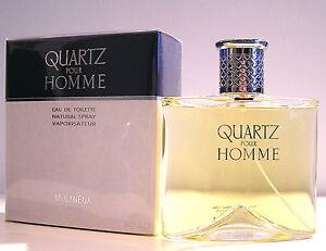 Molyneux Quartz pour Homme 100 ml EDT Spray