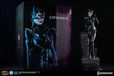 ★ STATUE CATWOMAN - MICHELLE PFEIFFER - BATMAN PREMIUM FORMAT-SIDESHOW-EN STOCK★