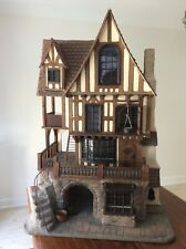 More details for dolls house miniature 12th scale tudor  ally retreat by manorcraft gerry welch