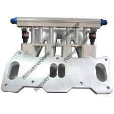 Lower Intake Manifold For Mazda 13B REW Rotary Engine 4 Port RX7 FD RX3