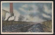 Postcard UNIONTOWN Pennsylvania/PA  Local Area Coke Ovens view 1907