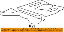 FORD OEM Front Seat-Base 8A1Z18D507D
