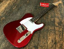 ARIA 615 Frontier CA Electric Guitar Candy Apple Red