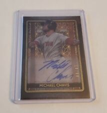 B10,963 - 2020 Topps Tribute Iconic Perspectives Autographs Michael Chavis #/99