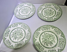 """Wood and Son Earthenware """"Kew Green"""" bread and butter plate"""