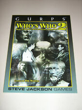 GURPS: Who's Who 2 (New)