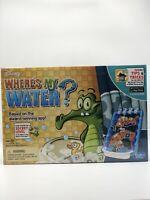 Walt Disney Where's My Water Board Game Hasbro Board Gaming