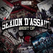 SEXION D'ASSAUT - BEST OF  CD + DVD NEU