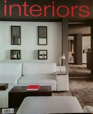Interiors August September 2014 FREE PRIORITY SHIPPING!