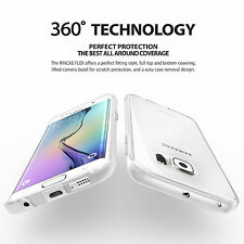 For Samsung Galaxy S9 Hard Curved Full Cover Screen Protector & Clear TPU Case