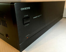 Onkyo M-282 2 Channel Power Amplifier (100x2 WPC @ 8 Ohm Load) [Ex. Condition]
