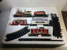 New Bright Musical Express Christmas G Gauge Scale Train Set tr2173