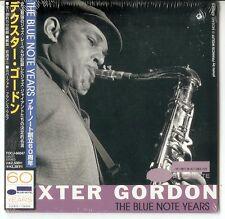 "DEXTER GORDON ""The Blue Note Years""Japan Cardsleeve CD 1999 Blue Note NEU/OVP"