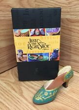 Just The Right Shoe by Raine 1999 Carved Heel 25096