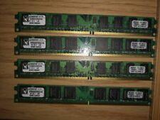 Kingston ValueRAM DDR2 4GB Kit 800 MHz PC2-6400 (KVR800D2N5K2/4G)