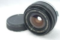 Olympus OM-SYSTEM H.ZUIKO AUTO-W 24mm f2.8 Lens for OM from Japan #l96