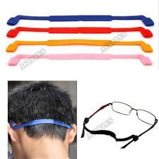Anti Slip Elastic Eyeglasses Strap Silicone Glasses Holder Band Cord act