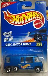 1996 Hot Wheels GMC MOTOR HOME #524 - Team Racing