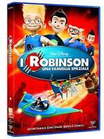 I Robinson Una Famiglia Spaziale  DVD Nuovo Sigillato Slipcase i Classici N