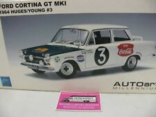 1/18 Autoart Ford Cortina GT MKI 1964 recluido/Young #3