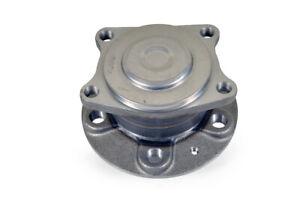 For Volvo S60 2009 Mevotech H512233 Rear Wheel Bearing & Hub Assembly
