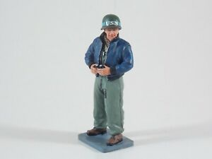 King & Country. US Sailor with Binoculars. Retired. DD139. MIB