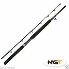 Carbon Fibre Pike Heavy Fishing Rods 2 Pieces