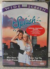 Splash (DVD, 1999) RARE TOM HANKS DARYL HANNAH 1984 COMEDY BRAND NEW