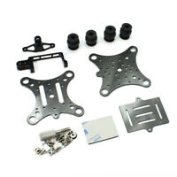 For DJI Phantom RC Drone Antivibration Camera Gimbal Mount Carbon For GoPro Hero