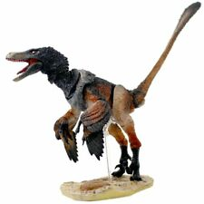 Beasts of the Mesozoic Velociraptor Mongoliensis Deluxe Black 1:6 Scale Figurine