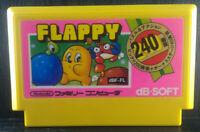 Flappy- 1985 - Nintendo Famicom FC - DBF-FL - Japan Import