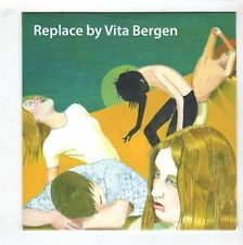 (HB298) Vita Bergen, Replace - DJ CD