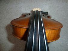 old violin, sehr alte Geige, spielbereit, neu besaitet, ?????  ??? 100 years old