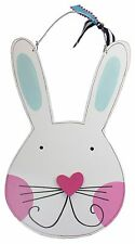 Prissy Pots Hand Painted Door Bunny - Made in the USA