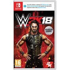 WWE 2K18 Nintendo Switch Game